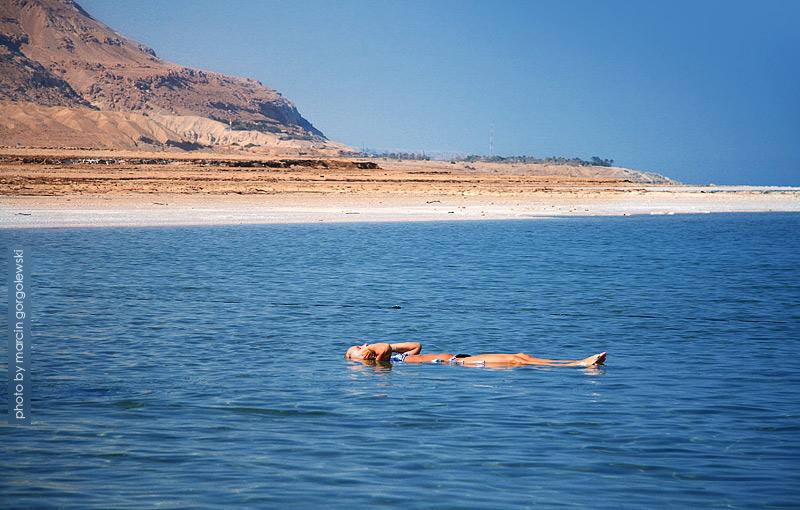 Morze Martwe Izrael